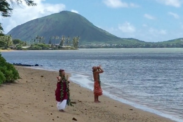 Blessing Ceremony For Launch Of Imua Maunalua