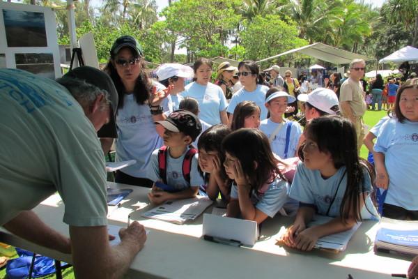 Mauka to Makai Outreach Event