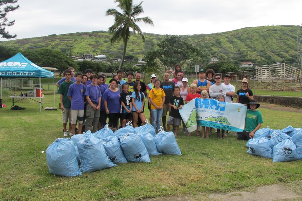 Koko Head District Park Clean Up