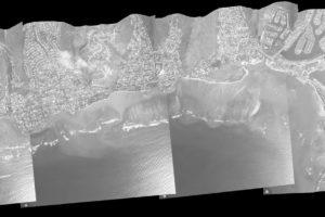 Aerial photo - Maunalua Bay 1988